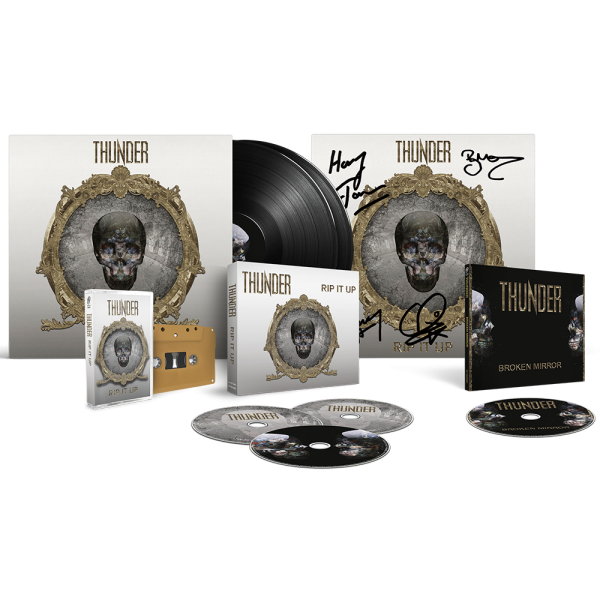 Buy Online Thunder - Rip It Up Super Deluxe Bundle
