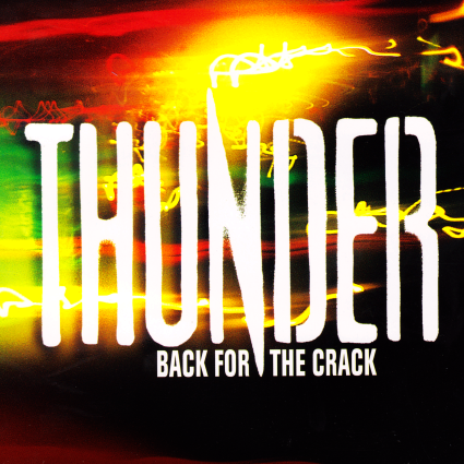 Buy Online Thunder - Back For The Crack Download