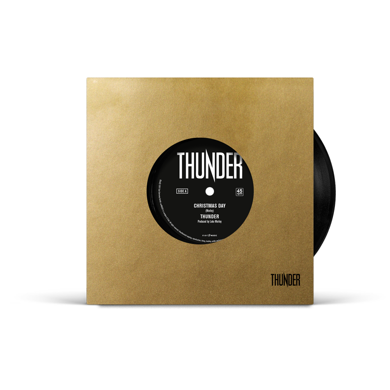 Buy Online Thunder - Christmas Day 7-Inch Vinyl