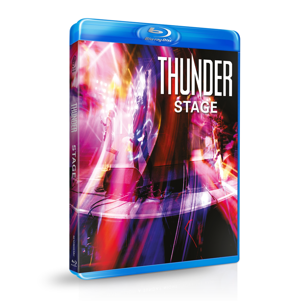 Buy Online Thunder - Stage Blu-ray