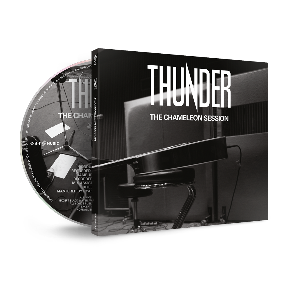 Buy Online Thunder - The Chameleon Session CD (Exclusive)