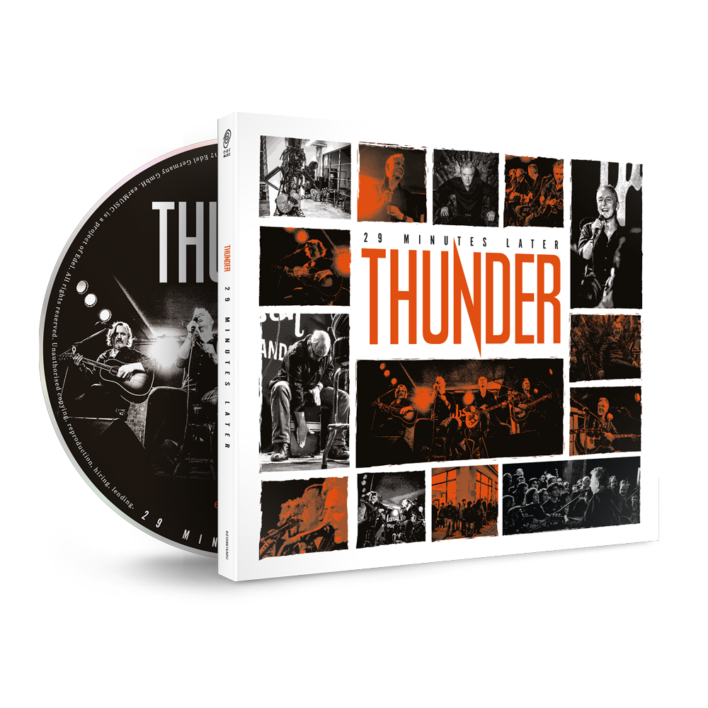 Buy Online Thunder - 29 Minutes Later CD (Exclusive)