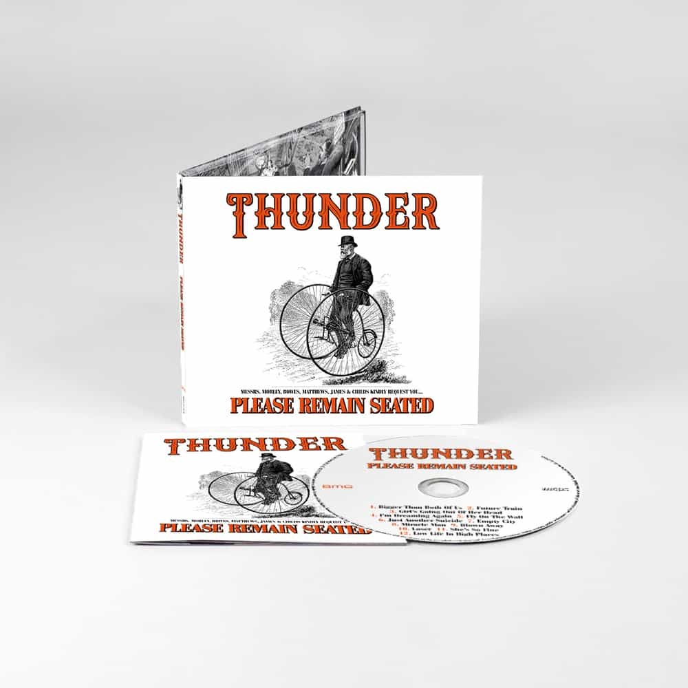 Buy Online Thunder - Please Remain Seated