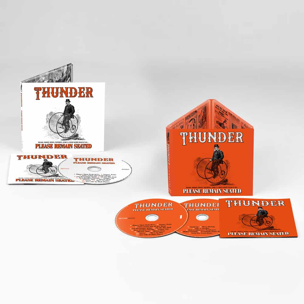 Buy Online Thunder - Please Remain Seated - Bundle #1