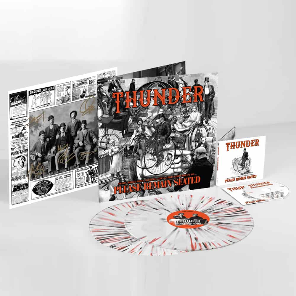 Buy Online Thunder - Please Remain Seated - Bundle #4