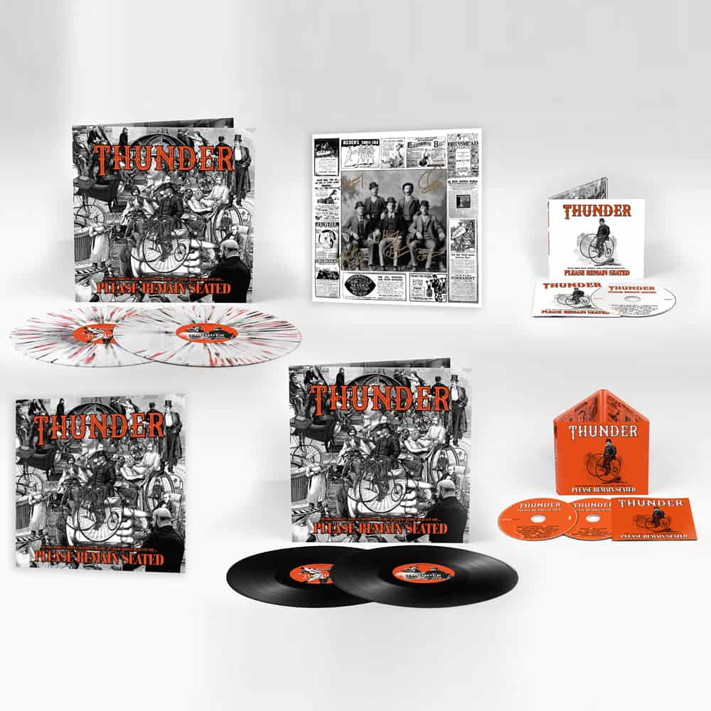 Buy Online Thunder - Please Remain Seated - Bundle #11