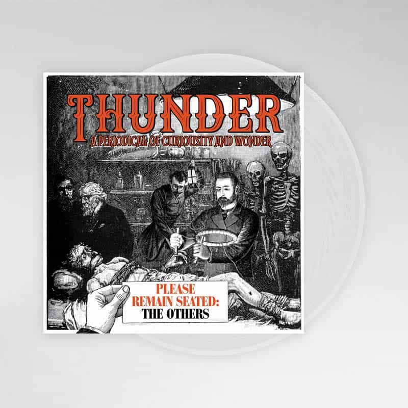 Buy Online Thunder - Please Remain Seated: The Others Clear