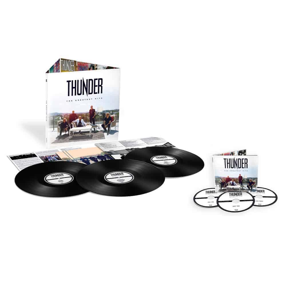 Buy Online Thunder - The Greatest Hits - Bundle #5