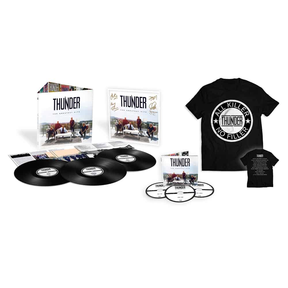 Buy Online Thunder - The Greatest Hits - Bundle #6