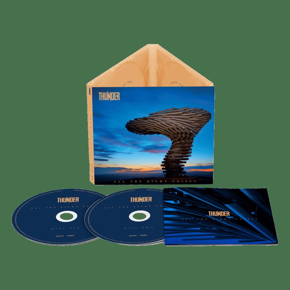 Buy Online Thunder - All The Right Noises 2CD Album