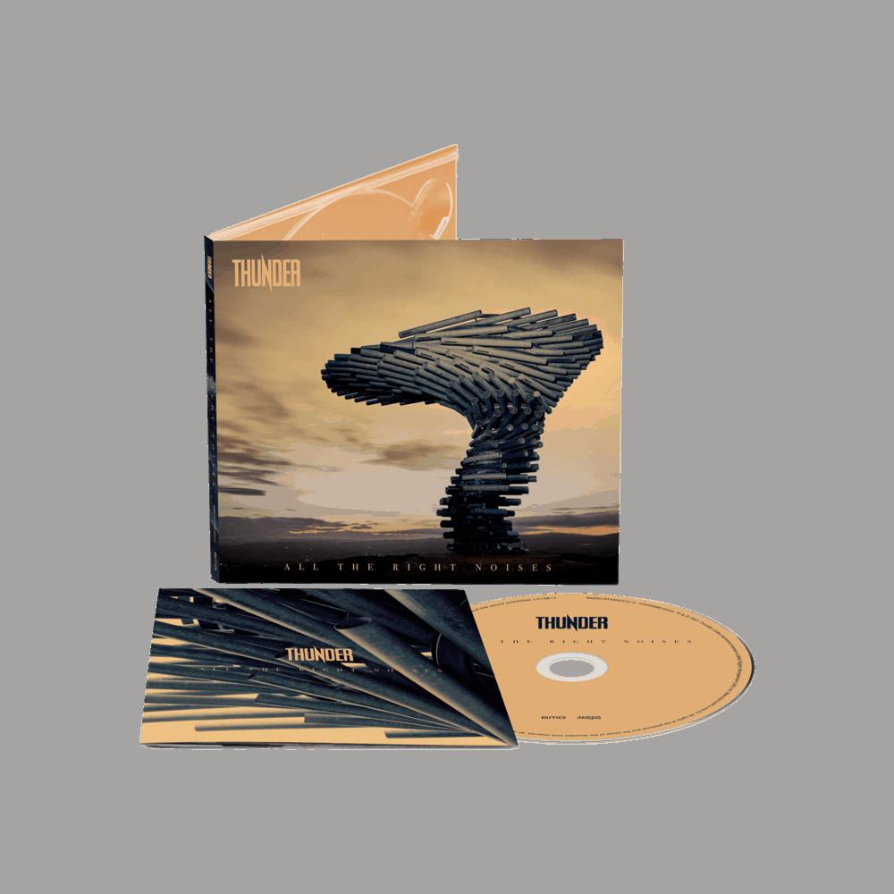 Buy Online Thunder - All The Right Noises CD Album