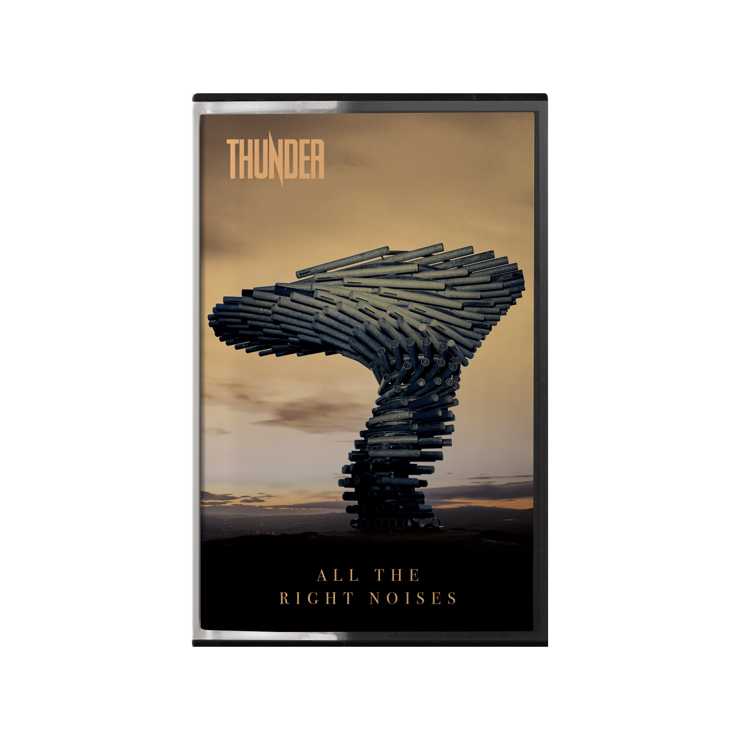 Buy Online Thunder - All The Right Noises Cassette (Ltd Edition, Exclusive)