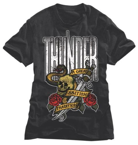 Buy Online Thunder - 1212 Thunder Xmas Gents T-Shirt