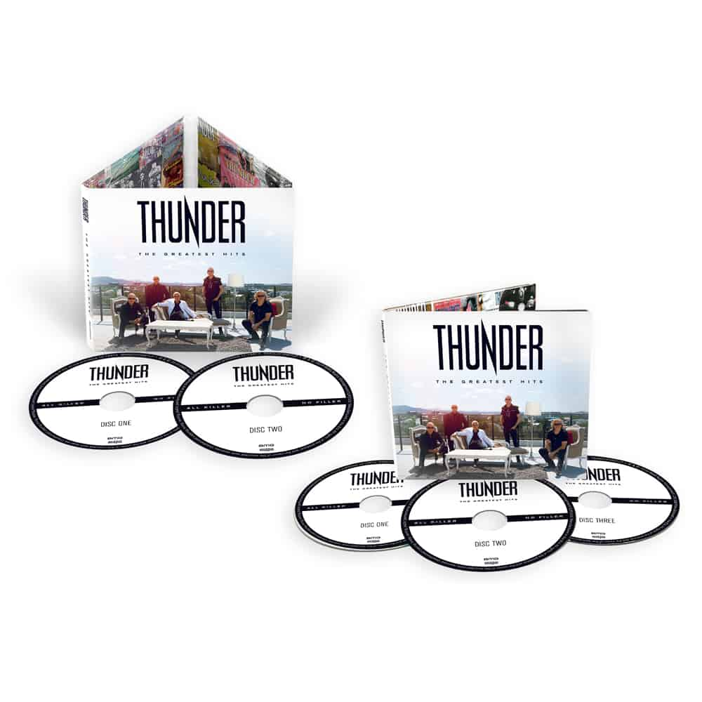 Buy Online Thunder - The Greatest Hits - Bundle #1
