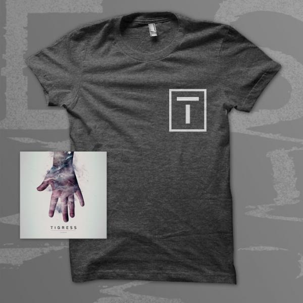 Buy Online Tigress - Human EP + T-Shirt Bundle