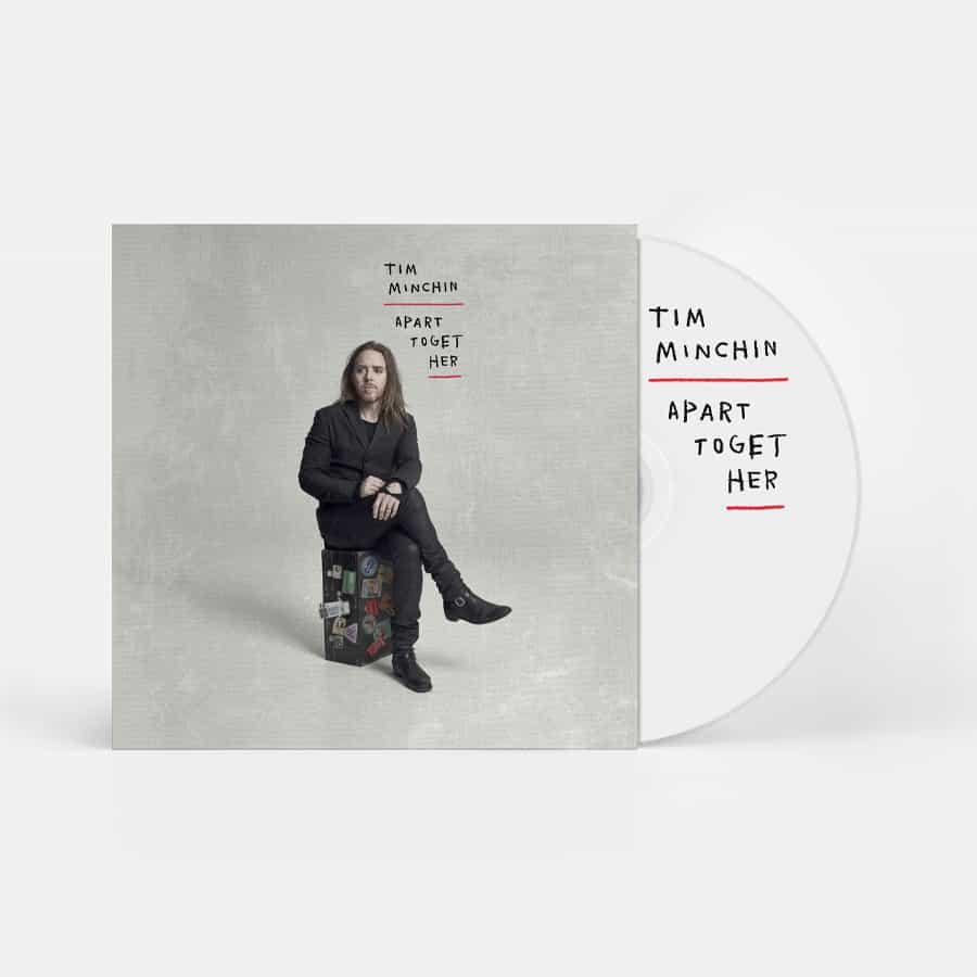 Buy Online Tim Minchin - Apart Together (Signed)