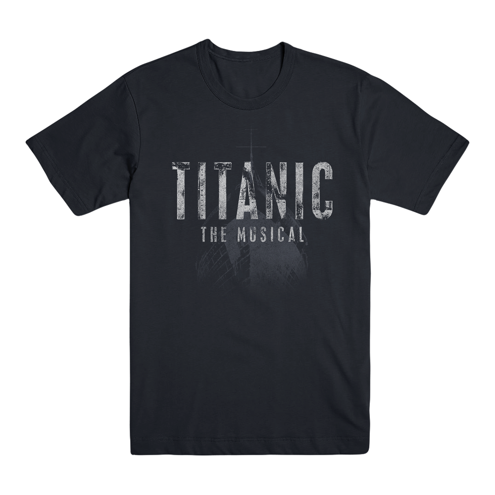 Buy Online Titanic The Musical - Unisex Tour T-Shirt