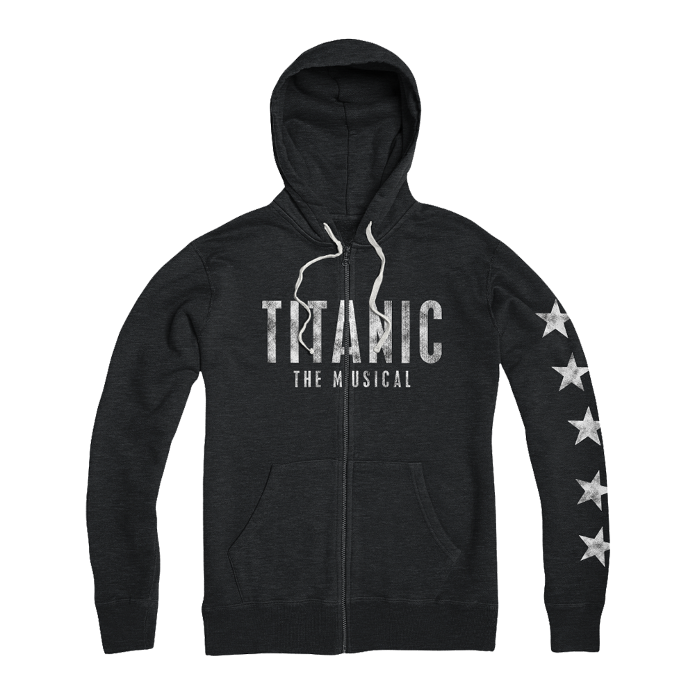 Buy Online Titanic The Musical - Logo Hoodie