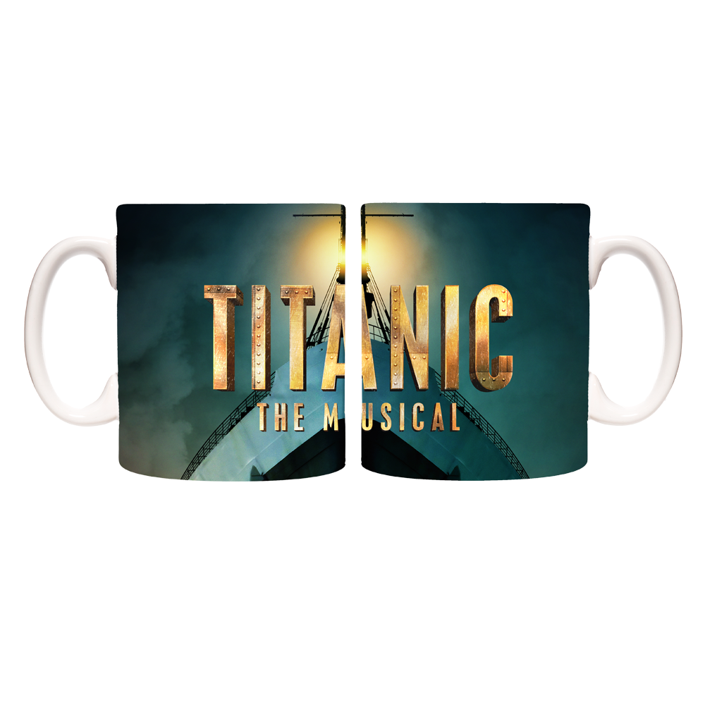 Buy Online Titanic The Musical - Mug