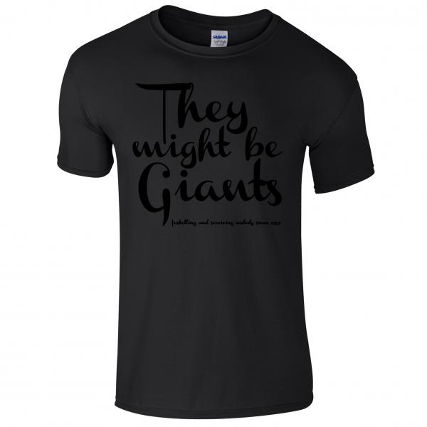 Buy Online They Might Be Giants - TMBG Black T-Shirt