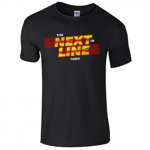 Buy Online They Might Be Giants - Next In Line T-Shirt