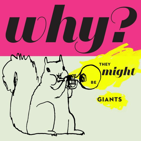 Buy Online They Might Be Giants - Why? CD Album