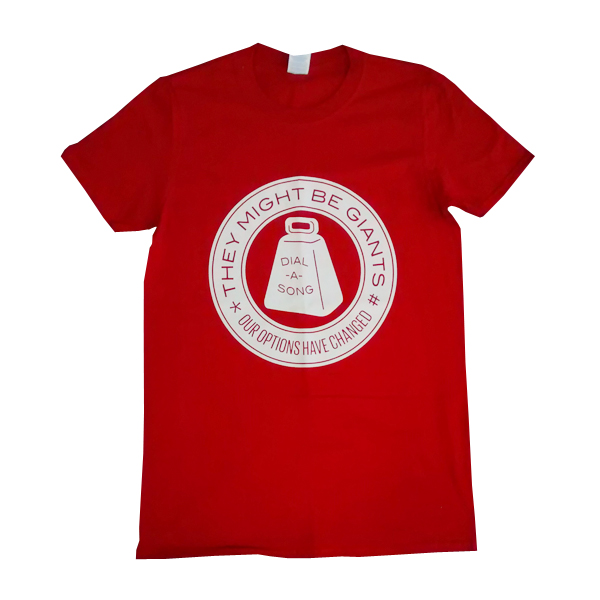 Buy Online They Might Be Giants - Our Options Have Changed T-Shirt