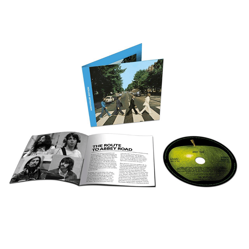 Abbey Road 50th Anniversary Edition CD