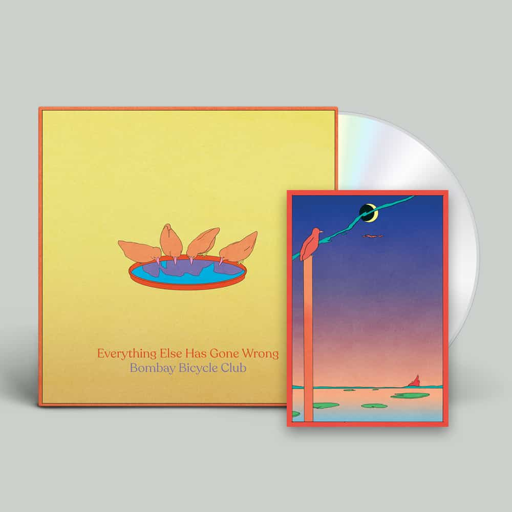 Everything Else Has Gone Wrong CD