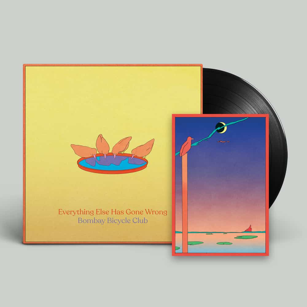 Everything Else Has Gone Wrong LP