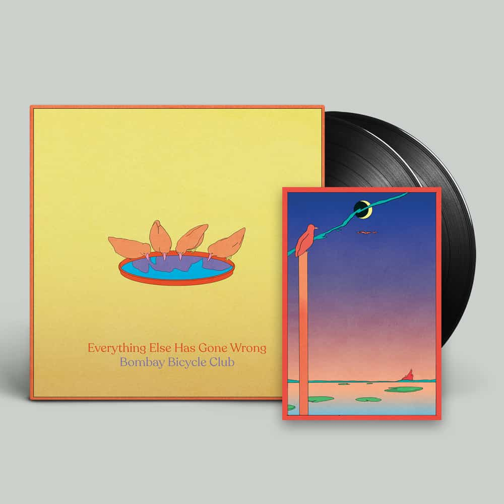 Everything Else Has Gone Wrong Deluxe Double Heavyweight LP