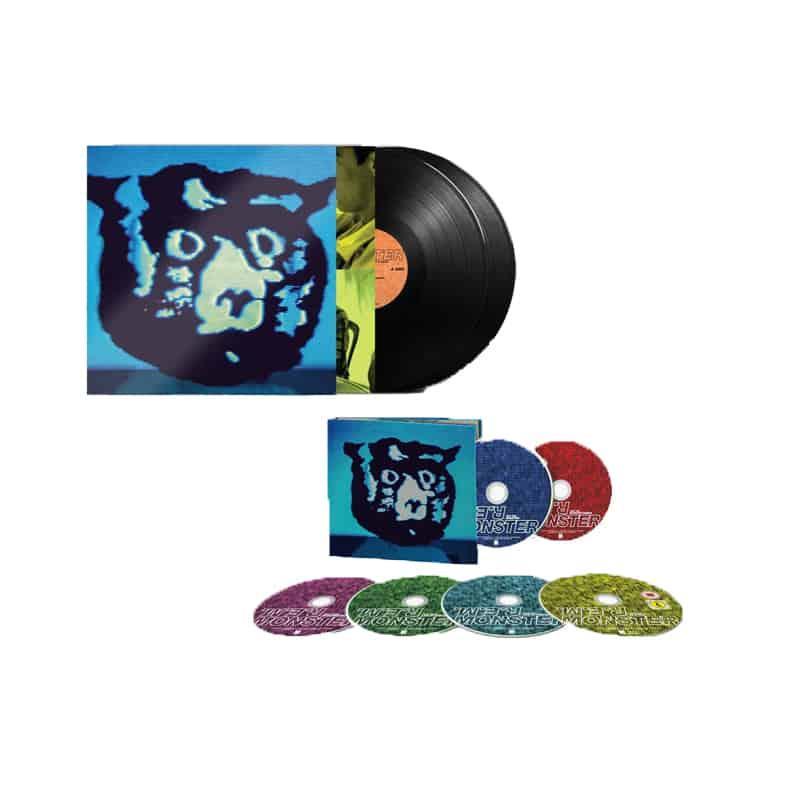 Buy Online R.E.M. - Monster - 25th Anniversary Edition Double LP + 5CD + Blu-ray Boxset