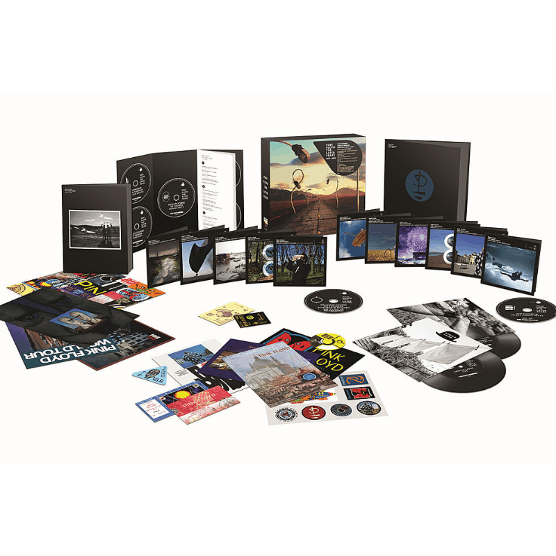 Buy Online Pink Floyd - The Later Years - 1987 - 2019 Boxset