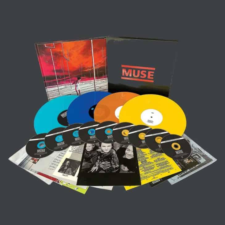 Buy Online Muse - Origin Of Muse Super Boxset
