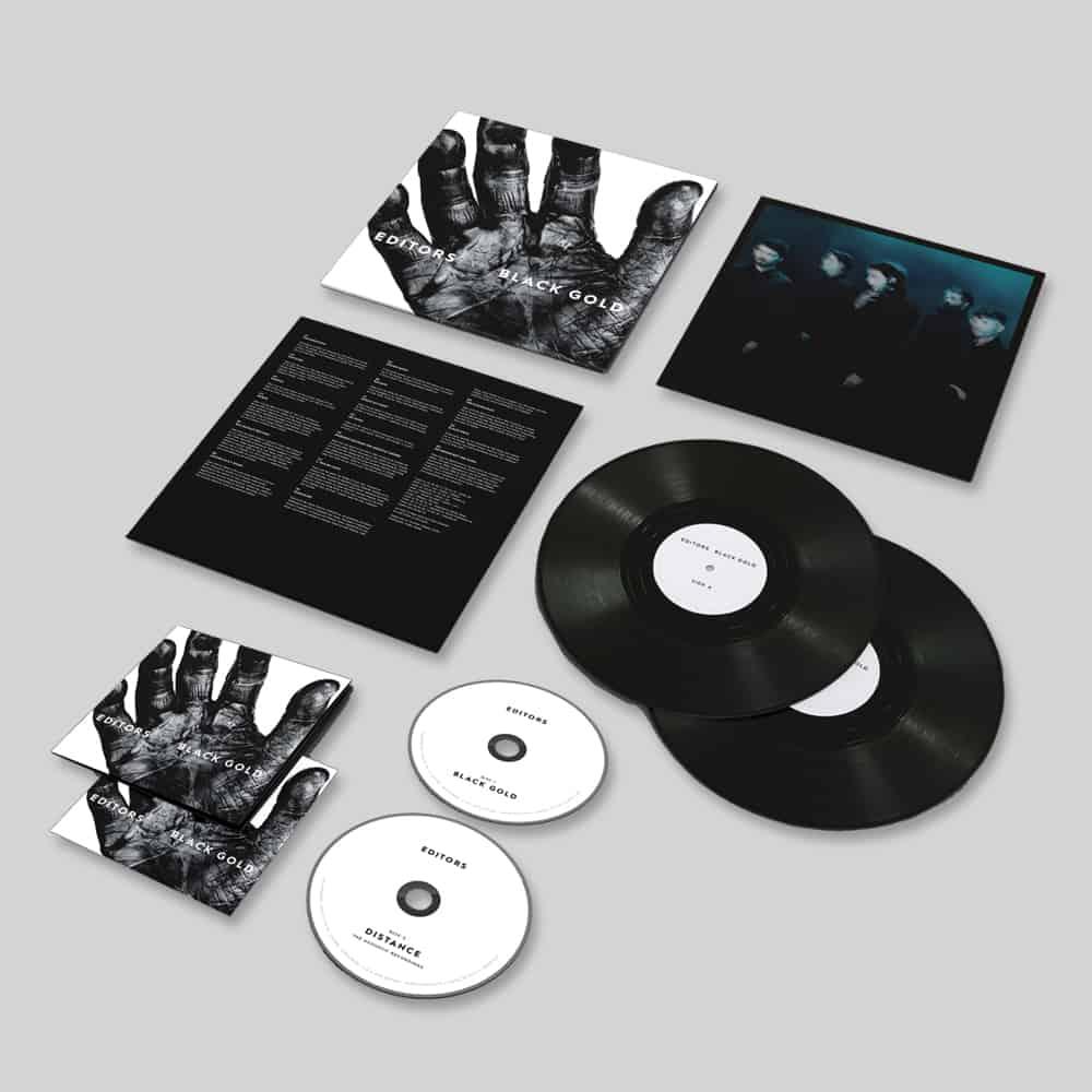Black Gold Deluxe CD Album + Double Vinyl