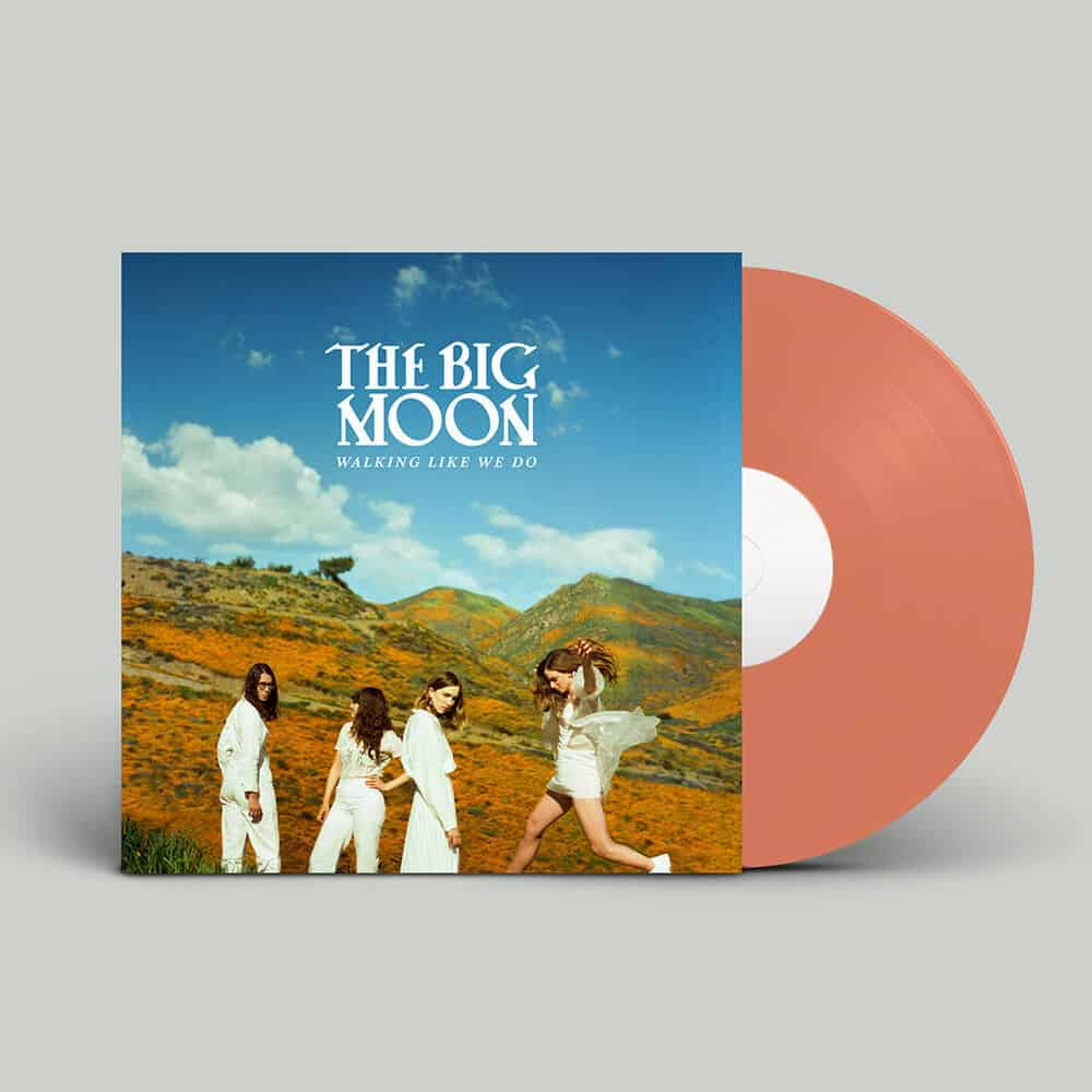 Buy Online The Big Moon - Walking Like We Do Orange