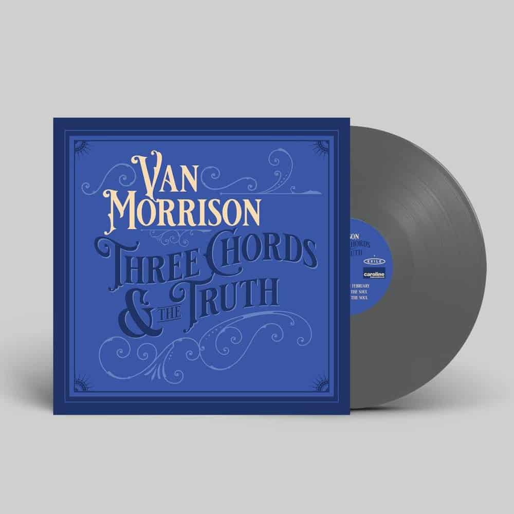 Buy Online Van Morrison - Three Chords And The Truth Double Silver Vinyl