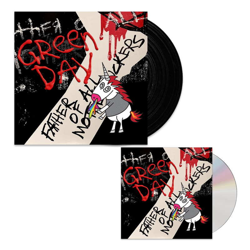 Father Of All... Vinyl + CD