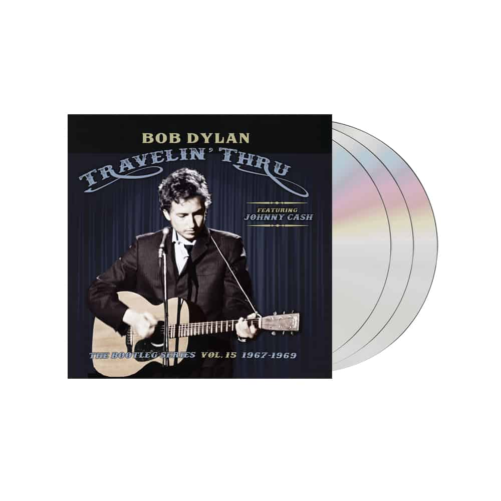 Travelin' Thru, 1967 – 1969: The Bootleg Series Vol. 15 Deluxe CD
