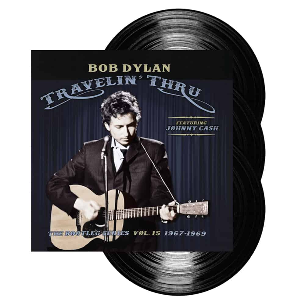 Travelin' Thru, 1967 – 1969: The Bootleg Series Vol. 15 Triple LP