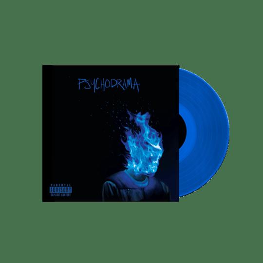 Buy Online Dave - Psychodrama Blue Double Vinyl