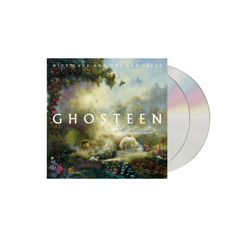 Ghosteen  CD