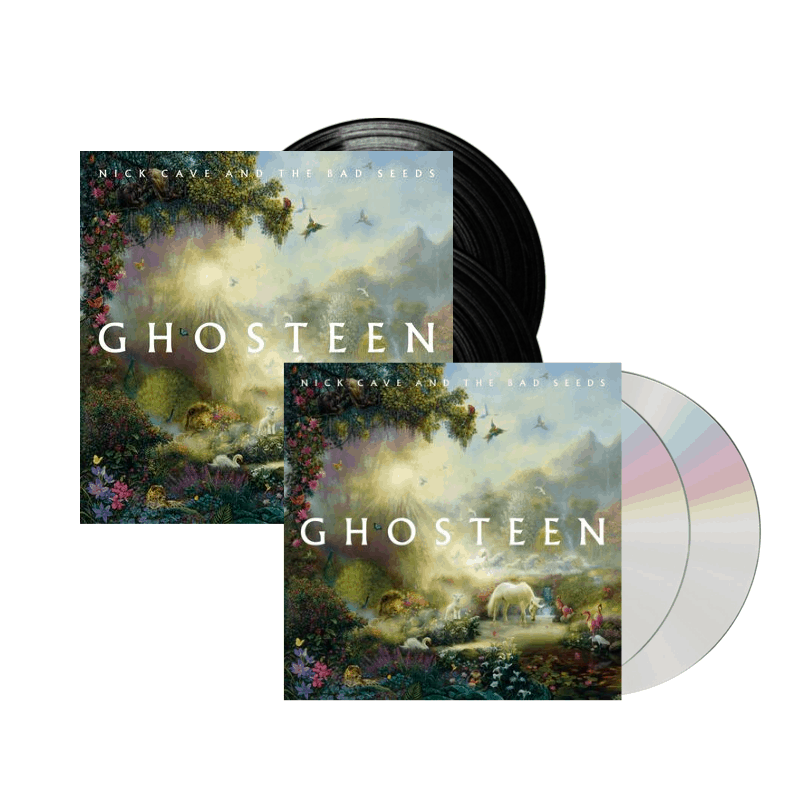 Ghosteen 2CD + Double Vinyl