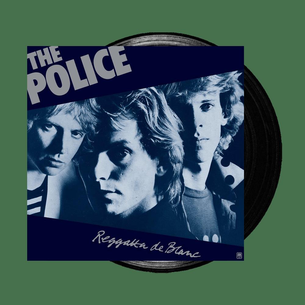 Buy Online The Police - Reggatta De Blanc