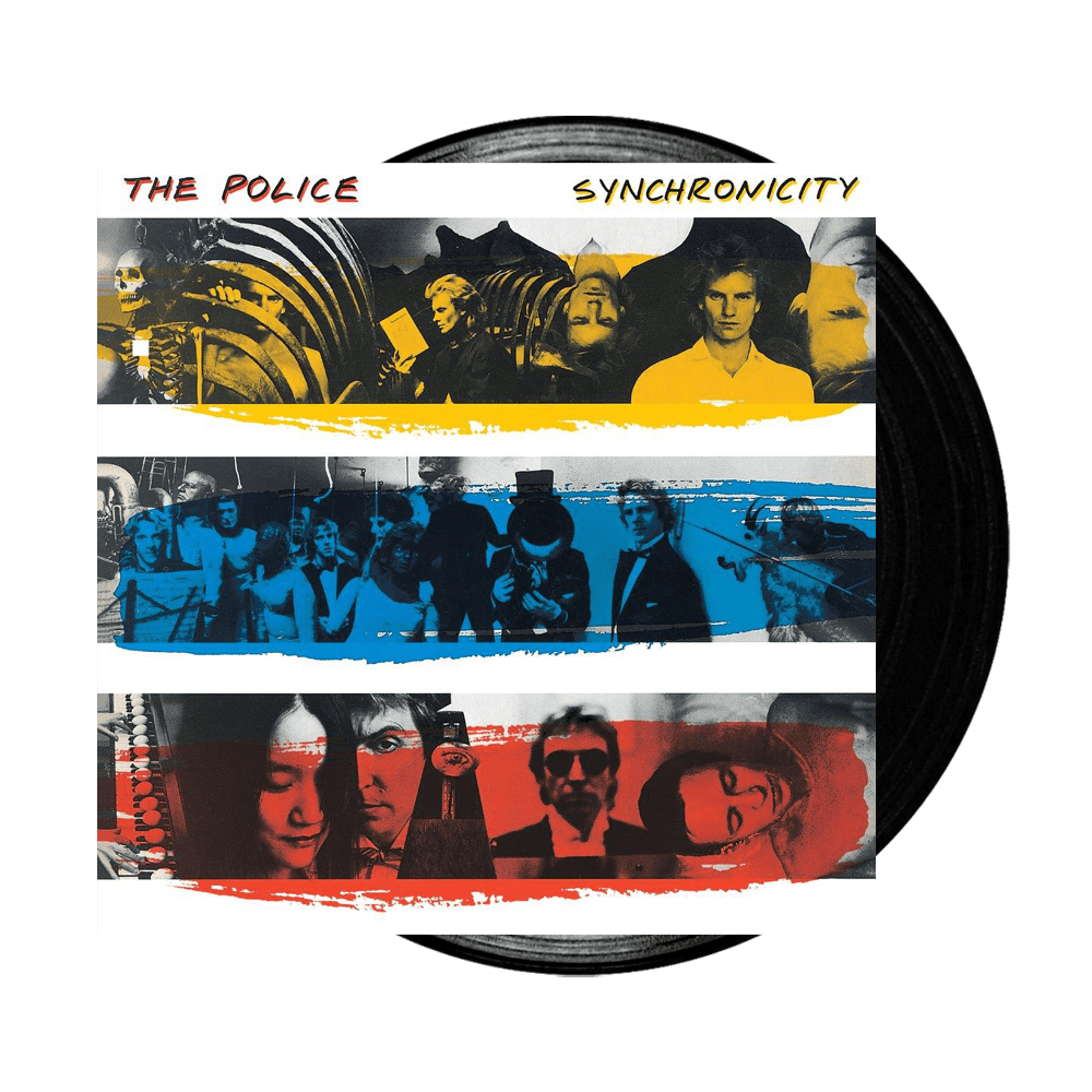 Buy Online The Police - Synchronicity