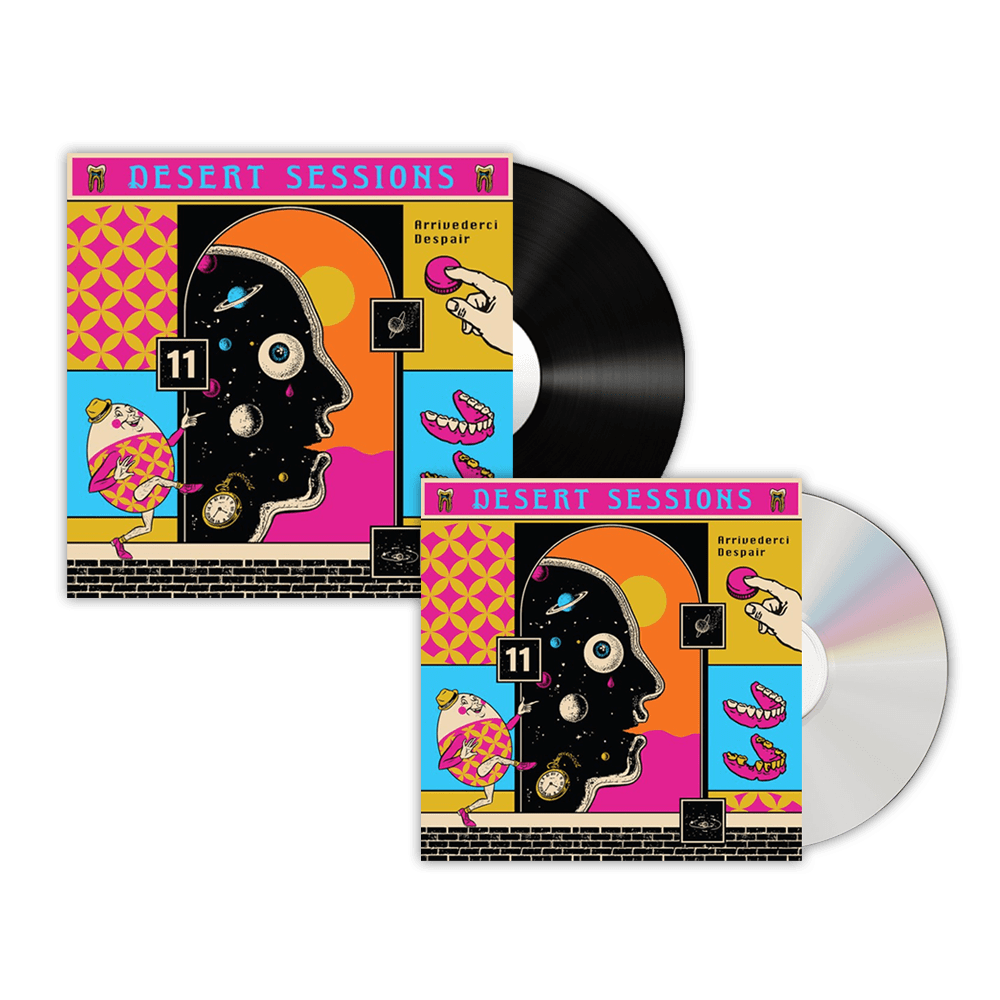 Volume 11 & 12 CD + Vinyl