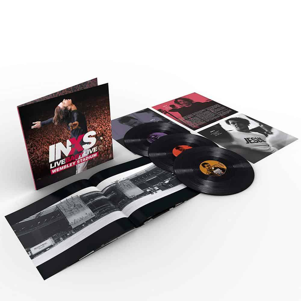 Buy Online INXS - Live Baby Live