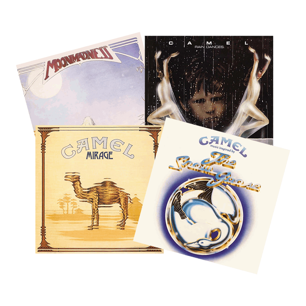 Buy Online Camel - Vinyl Reissues Bundle
