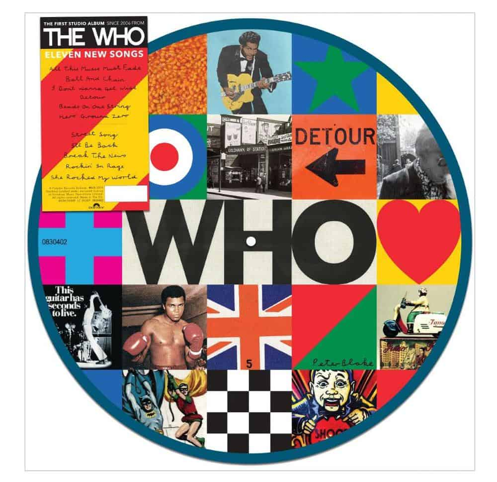 Buy Online The Who - Who Picture Disc