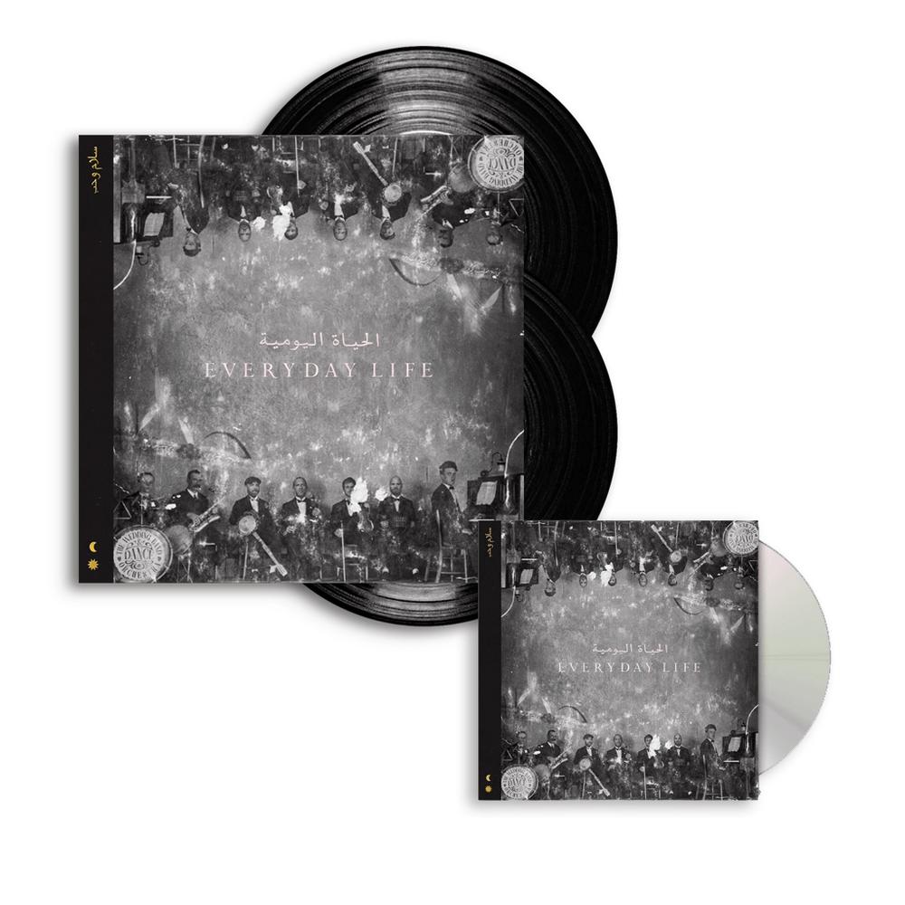 Everyday Life Double Vinyl + CD